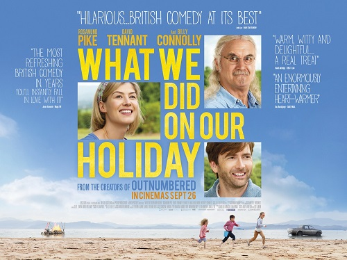 What We Did on Our Holiday - Poster 2