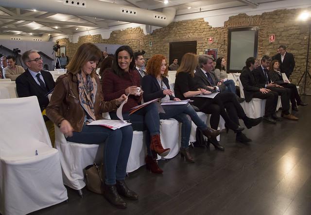 Idoia Mendia participa en el FORUM TGG sobre Transparencia y la lucha contra la corrupción