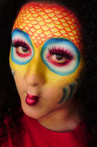 Swedish Fish's Witch | Risa asked us to name our look so I ...