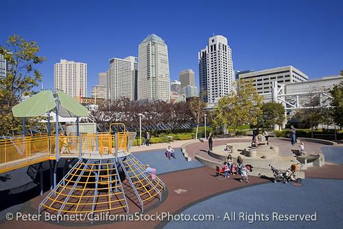 Playground Yerba Buena Gardens Soma San Francisco Cali Flickr