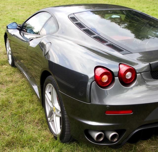 Cenário 3d Ferrari F430 Modelo 3d: Wilton House Supercars: Ferrari F430