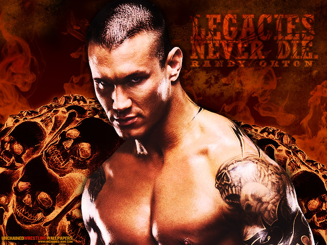 WWE Randy Orton Wallpaper
