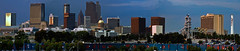 Atlanta Panoramic Skyline | by RMac_Photography