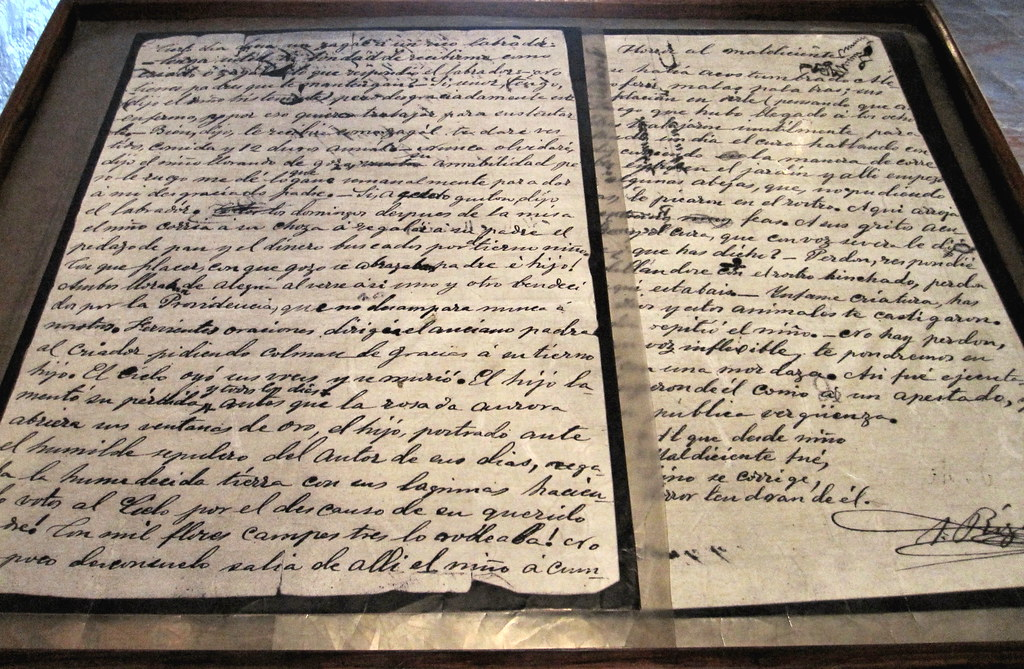 rizal penmanship reveal Report on rizal: penmanship reveal penmanship is said to be the art of writing graphology - the study of handwriting and handwriting analysis - is now an accepted and increasingly used.