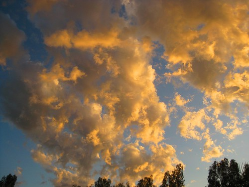 Maxfield Parrish Sky | by Kelson