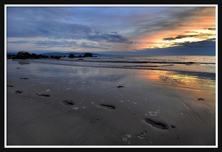 Footprints. Barna, Co.Galway | by kingarrow