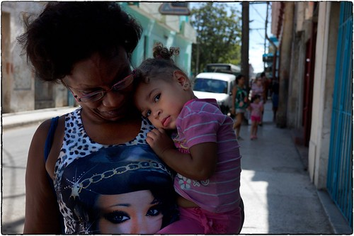 Mother And Child, Havana, February 12, 2017 | by Maggie Osterberg