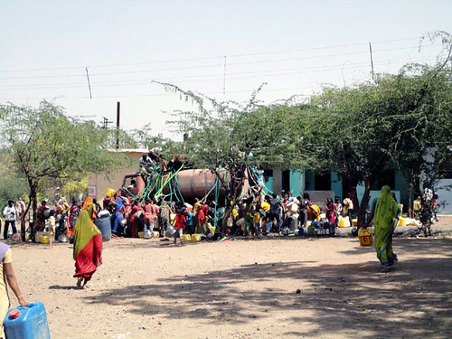 Dewas : Starving for Water