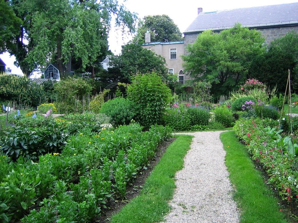 Ropes Mansion Garden Salem Ma Katy Elliott Flickr