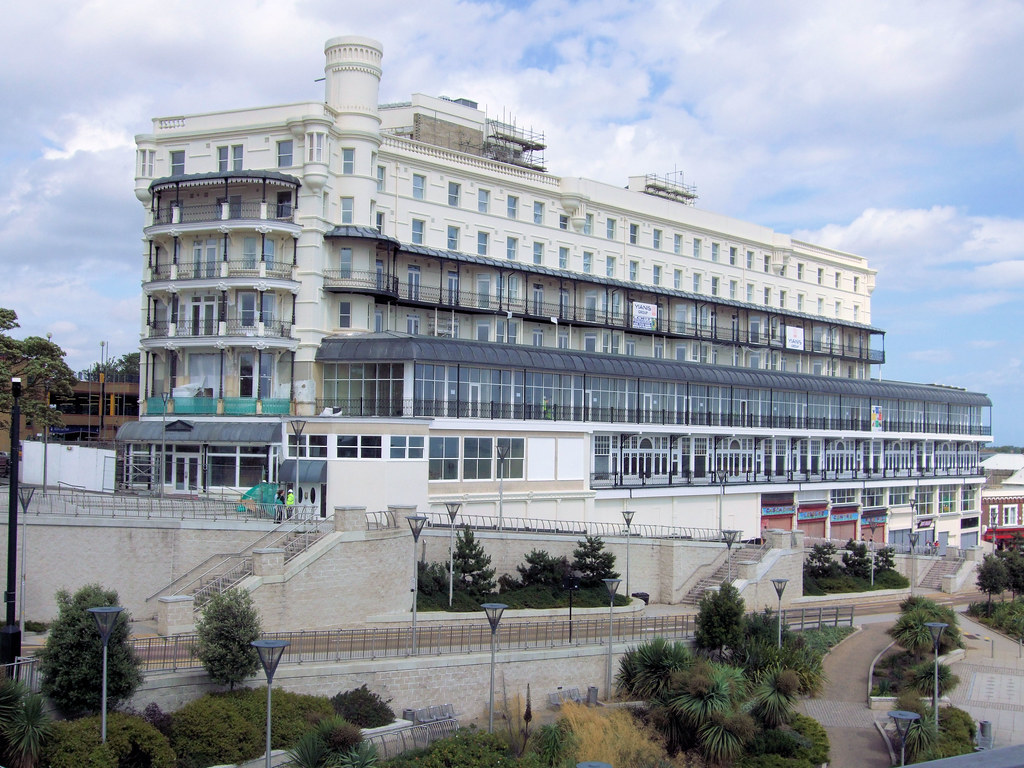 The Palace Hotel Southend On Sea The Palace Hotel Was