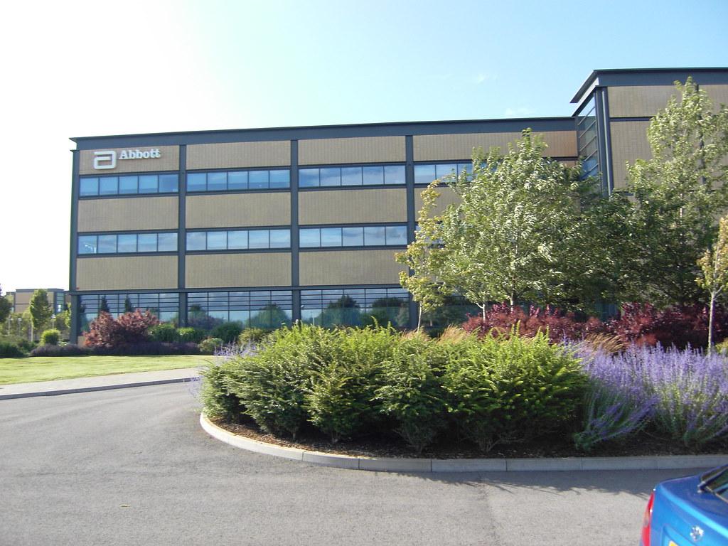 Abbott Laboratories Witney Oxon Plant