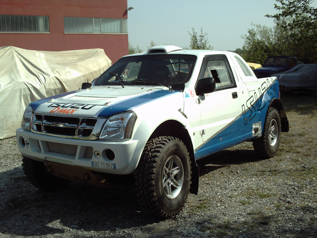Toyota Of The Desert >> Isuzu D-Max 3500 V6 | Sky Competition rally raid team,assist… | Flickr