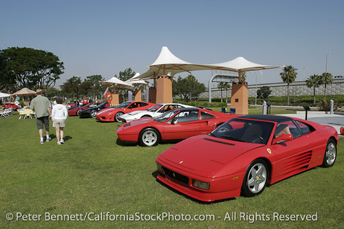 ... CitizenOfThePlanet Ferrari Show, Harbor Island, San Diego, California  (SD) | By CitizenOfThePlanet