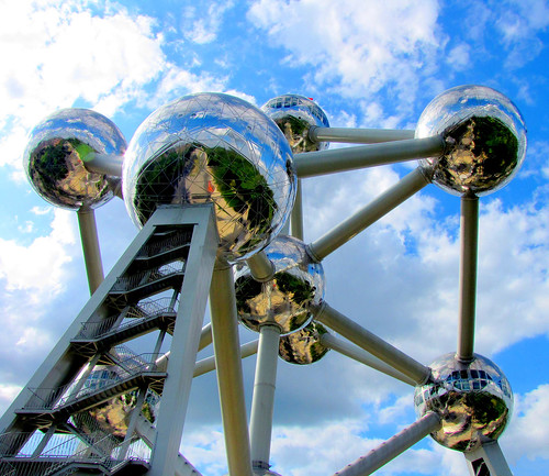 The Atomium (2) | by o palsson