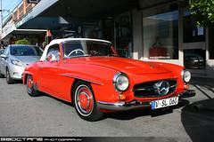 Mercedes benz 190 sl mercedes benz 190 sl toorak for Mercedes benz toorak