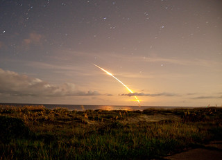 STS-128 - Space Shuttle Launch - Jekyll Island, Georgia | by kf4gta