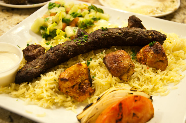 Mixed Grill @ Dawali Mediterranean Kitchen