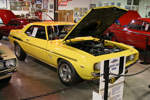 Floyd Garret Muscle Car Museum Yenko Camaro | by legendarycollectorcars