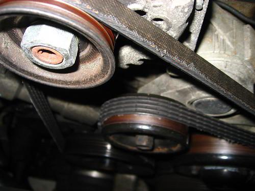 Gm Pontiac Grand Prix Serpentine Belt Replacement