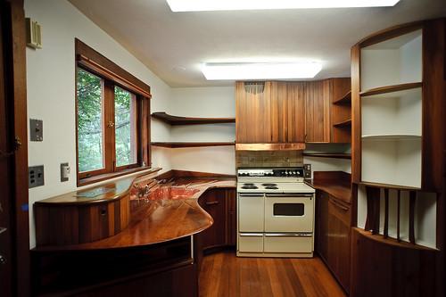 esherick house | kitchen. Designed by a interior designer ...