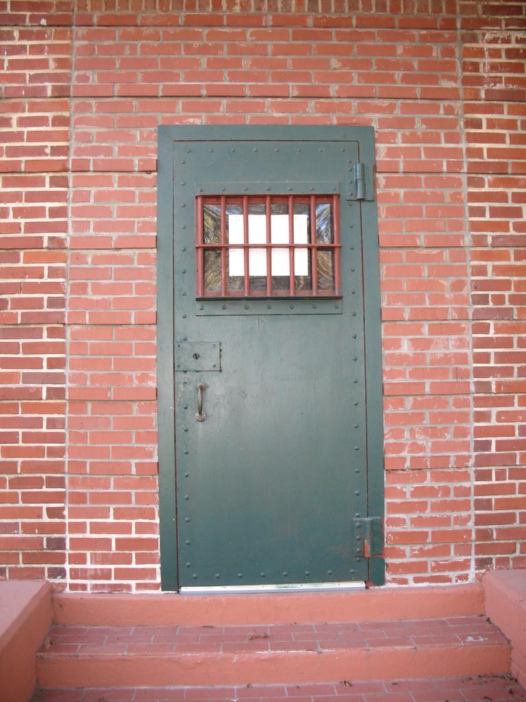 ... Nassau County Jail Door 1 Fernandina Beach FL   By POsrUs