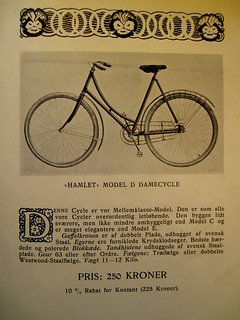 Hamlet Model D Damecycle | by Mikael Colville-Andersen
