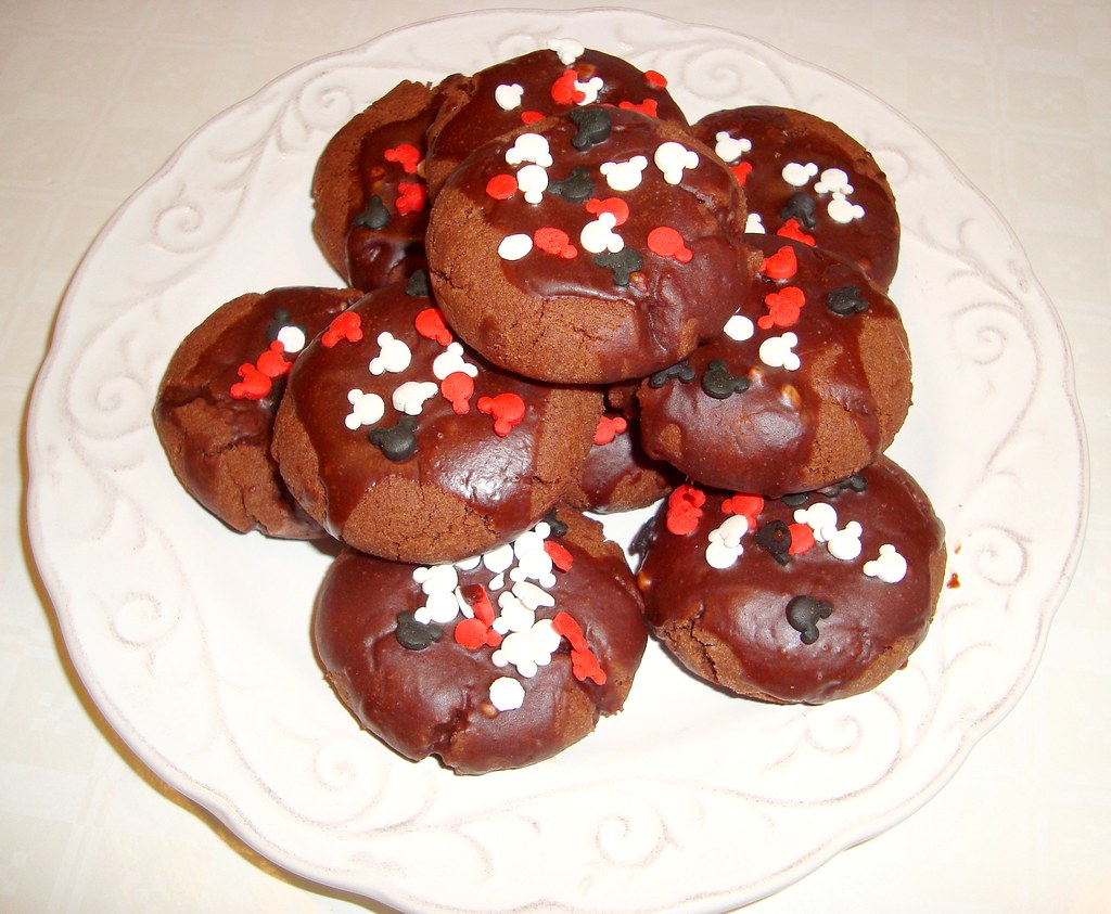 Chocolate Christmas Cookies Nigella