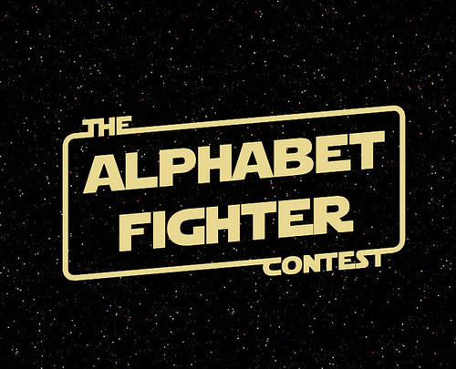 The Alphabet Fighter Contest | by fbtb