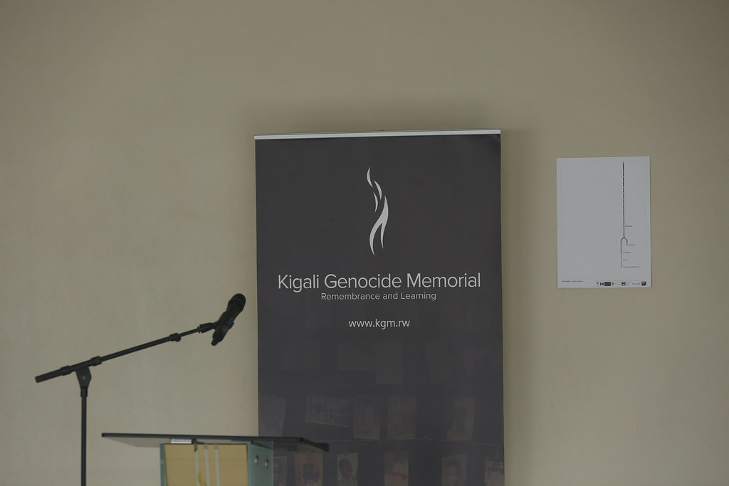 Kigali Genocide Memorial marks the International Holocaust Day.