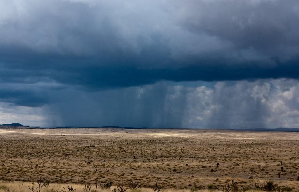 The Rain | Rain Shower in the Big Bend area. | Corey