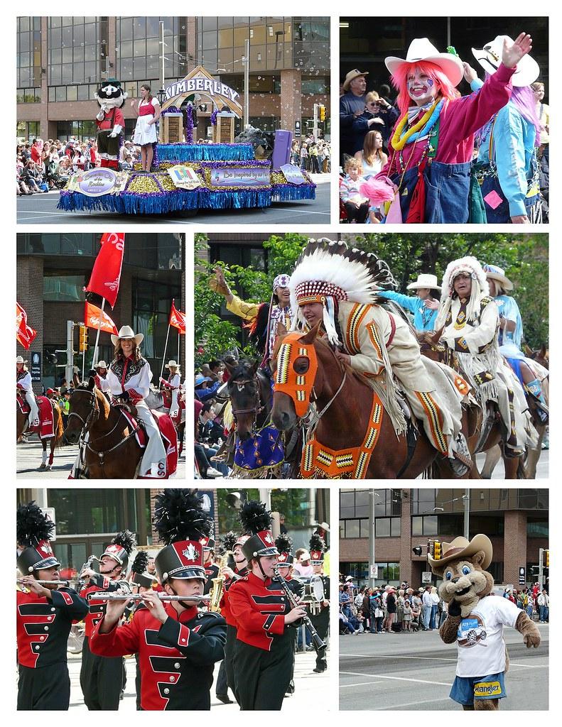 2009 Calgary Stampede Parade The Calgary Stampede Parade