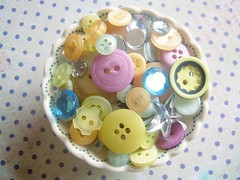 Pretty Buttons and Jewels | by Scrap Shoppe