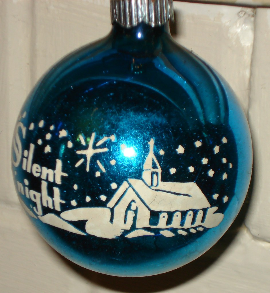antiquesgaloregal vintage shiny brite christmas ornament by antiquesgaloregal - Vintage Shiny Brite Christmas Ornaments