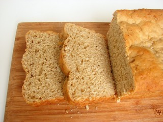 Honey Wheat Bread | by Tracey's Culinary Adventures
