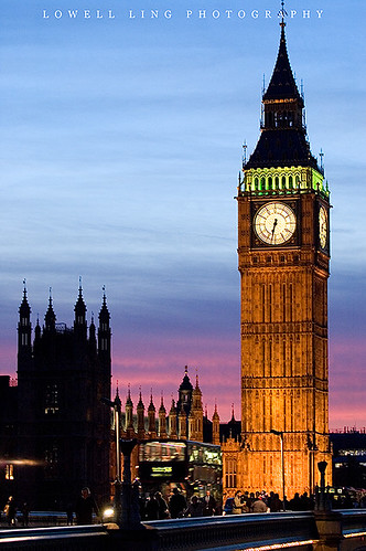 Big Ben at Night | by lowell.ling