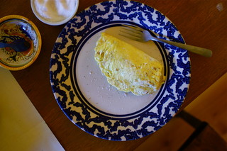 omelets with the smoked duck breast filling | by shauna | glutenfreegirl