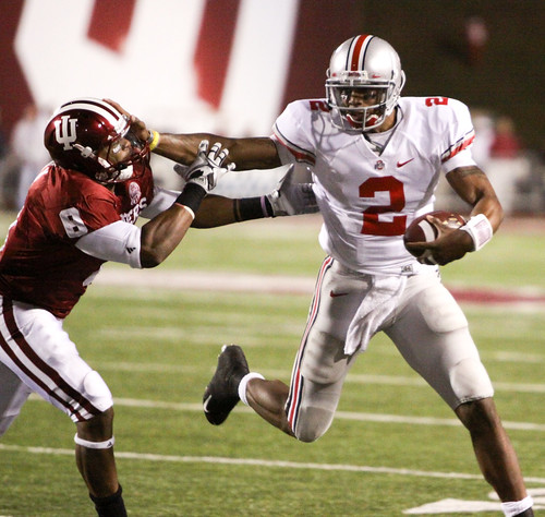 Ohio State vs. IU (October 3, 2009) | by Indiana Public Media