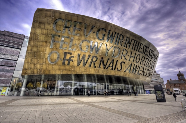 Things to do in Cardiff Wales Millennium