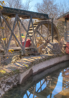 Clifton Mill near Yellow Springs, Ohio | by Walter Ezell