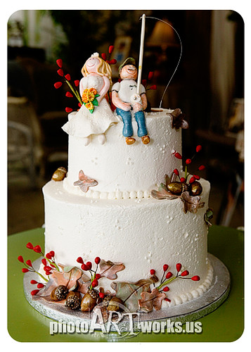 Wedding Cakes For Older Couples