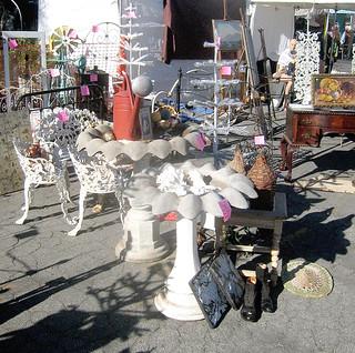 santa monica airport flea market show november 2009 flickr. Black Bedroom Furniture Sets. Home Design Ideas
