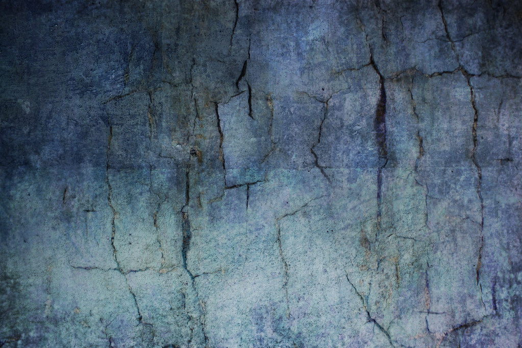 Blue Paintcracks Free To Use Tex By H Adam