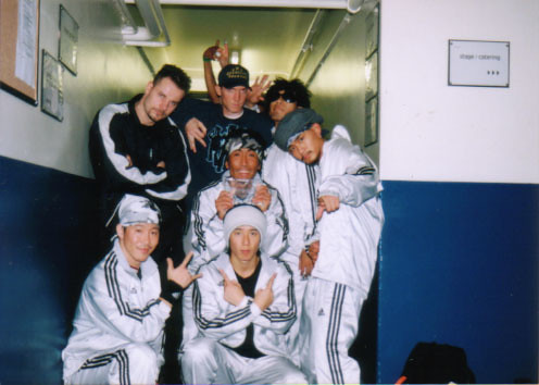 Spartanic Rockers UK Champs 98...