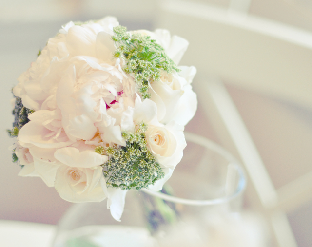 wedding white flowers