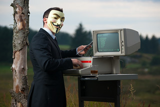 Anonymity; and the Internet. | by Stian Eikeland
