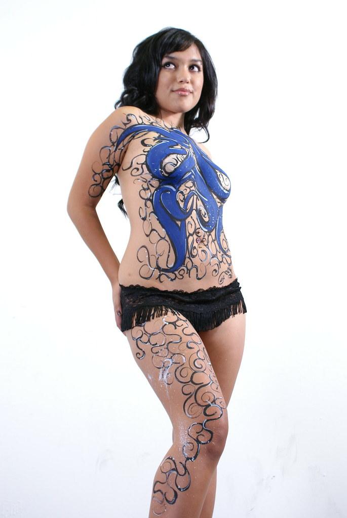 Body Art Nude 93