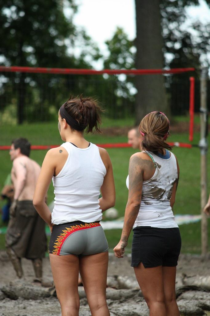 Volleyball spandex shorts tumblr