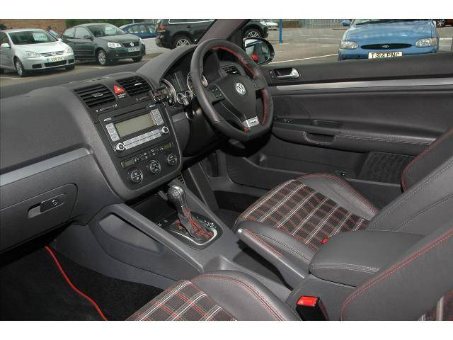 Golf Gti Mk5 Interior vw Golf Gti Mk5 Edition 30