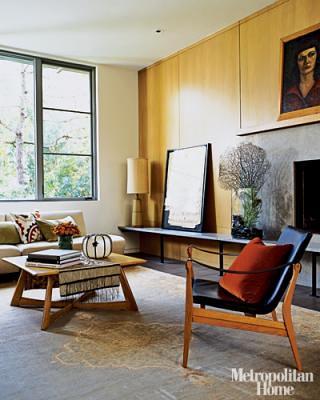 Mid Century Modern Living Room Heywood Wakefield Benjam