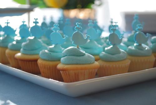 Whale Cupcakes Elizabeth Bryant Flickr